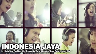 Video Fatin, Ayu TingTing, Citra Scholastika, Petra Sihombing, Angel Pieters, BagasDifa - Indonesia Jaya download MP3, 3GP, MP4, WEBM, AVI, FLV Juli 2018