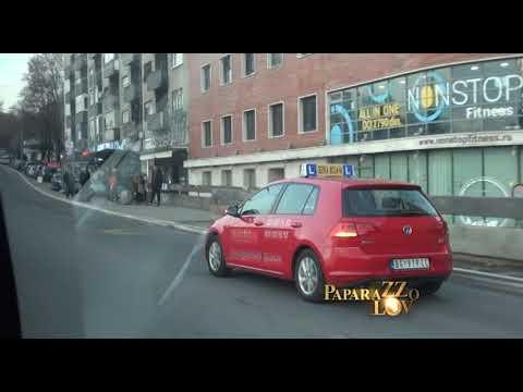 Aleksandra Prijović polaže vožnju