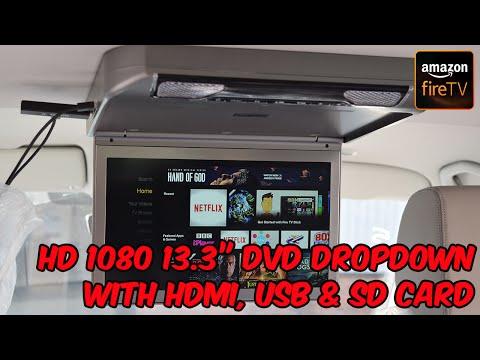 High Definition 1080p DVD Drop Down - Amazon Fire TV Stick