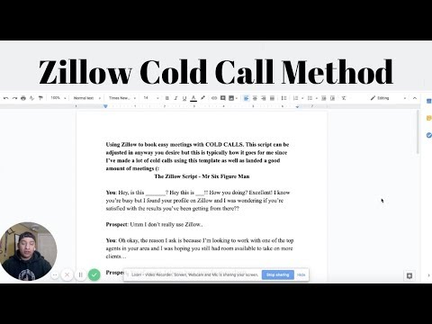Ultimate Cold Call Method (SMMA 2019) - YouTube