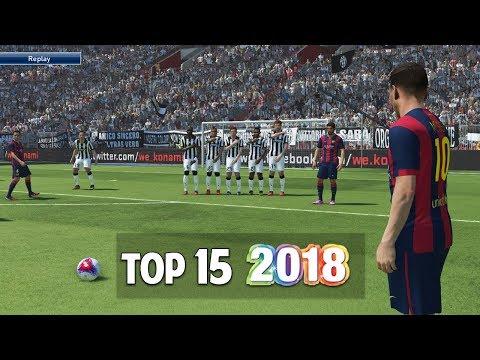 Top 15 Juegos de Futbol Sin Internet (Offline) con Mejores Graficos para Android 2018