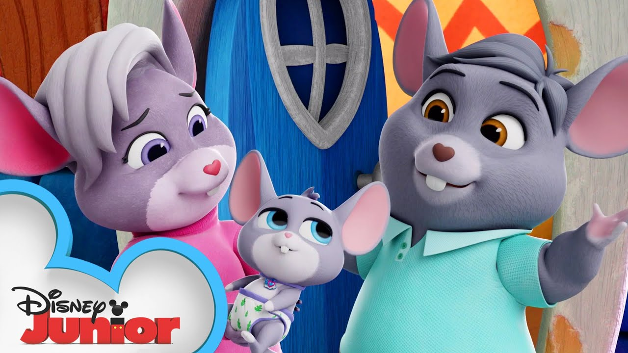 Celebrate All Families! | @Disney Junior