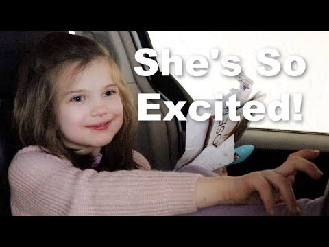 Autistic 8 Year Old Girl Loves to Go to the Car Wash