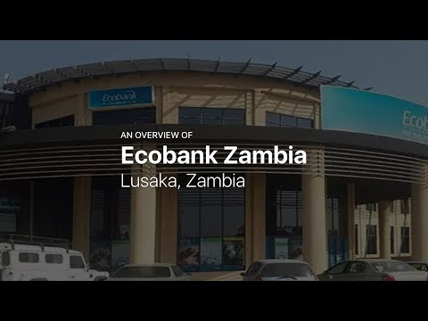 Ecobank Zambia — Personal banking in Lusaka, Zambia