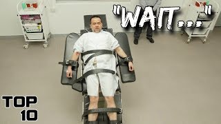 Top 10 Scary Last Words From Prison Inmates - Part 3