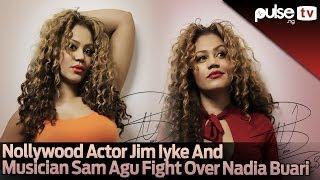 Jim iyke blames emma agu for nadia buari breakup