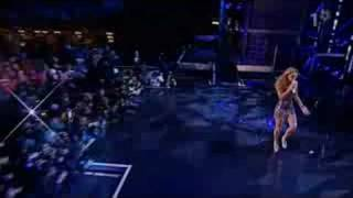 "Charlotte Perrelli ""Hero"" Melodifestivalen 2008"