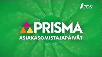 Prisma - Asiakasomistaja