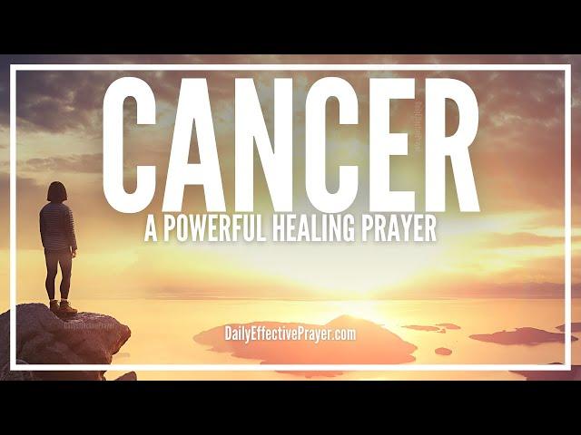 Prayer For Healing Cancer | Healing Prayer For Cancer - YouTube