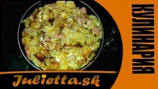 Жареная картошка на сковороде от моего любимого ♥