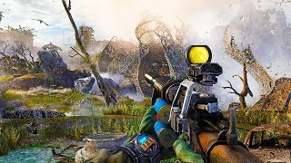 Top 10 AWESOME PS4 FIRST PERSON SHOOTERS You Can Play RIGHT NOW (BEST Playstation 4 FPS Games)