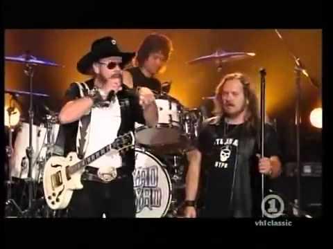 Lynyrd Skynyrd & Hank Williams Jr  Born To Boogie 6 23 06
