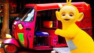 Teletubbies: Rickshaw | 352 | Cartoons For Children
