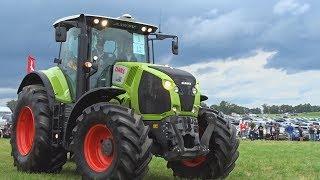 AGRO-TECH Minikowo 2017 || PARADA MASZYN || AGROFarm TV