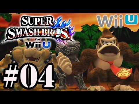 Let's Play: Super Smash Bros for Wii U - Parte 4
