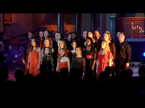 I'll be home for Christmas - the Royal Academy of Music Musical Theatre Company