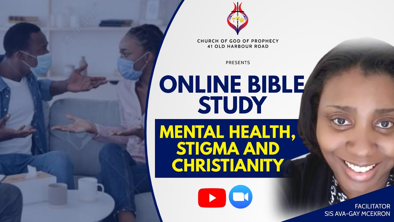 Download Mental Health, Stigma and Christianity | Know Your Bible Live Your Bible Session l 41 OHR COGOP