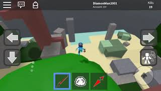 Roblox(be a parkour ninja max gà)