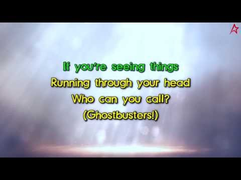Fall Out Boy feat. Missy Elliott - Ghostbusters (I'm Not Afraid) (Karaoke Version by Karaoke Star)