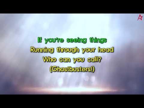 Fall Out Boy feat. Missy Elliott - Ghostbusters (I'm Not Afraid) (Karaoke Version by Karaoke Star)
