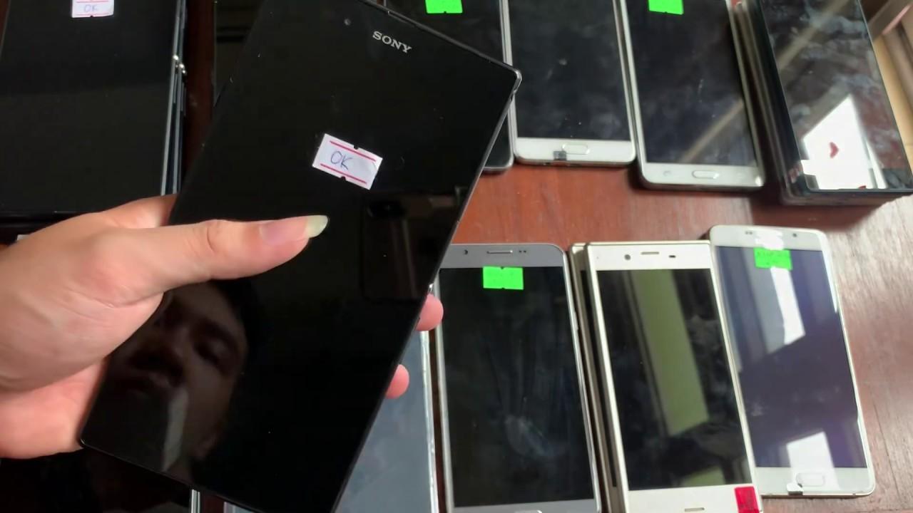 Thanh lý điện thoại cũ giá rẻ cực sốc Sony, Samsung, iPhone, Google Pixel ngày 15-10-2019