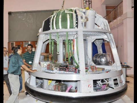 India's manned mission programme to Space ISRO