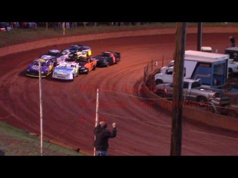 Winder Barrow Speedway Advanced Four Cylinders Race 4/2/16