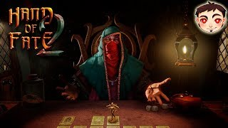 ¡ELIGE TU DESTINO EN LAS CARTAS! - Hand of Fate 2