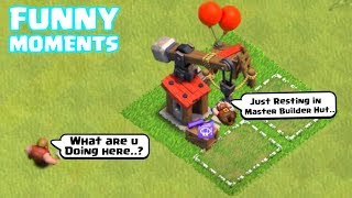 Clash of Clans Funny Moments Montage | COC Glitches, Fails, Wins, and Troll Compilation #20