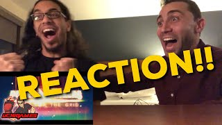 POWER RANGERS BATTLE FOR THE GRID REACTION!!   A POWER RANGERS FIGHTING GAME ON CONSOLE!!