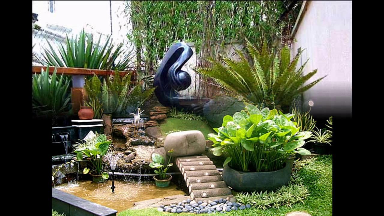 Las mejores ideas de jardiner a para jardines peque os - Jardines rusticos pequenos ...
