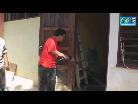 Lawatan Datuk Jamil Bin Salleh Pasca Banjir Pantai Timur.