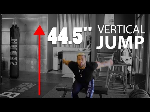 How to increase your vertical | Aesthetically Athletic Ep. 9