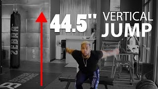 Exercises To Help You JUMP HIGHER | Aesthetically Athletic Ep. 9