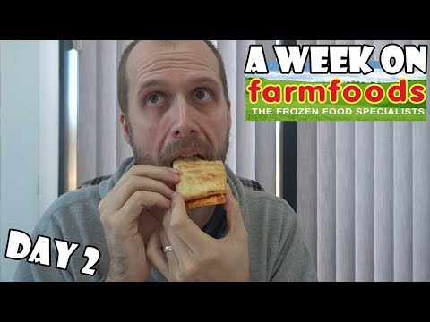 A Week On Farmfoods DAY 2