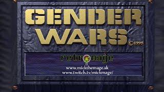 Retro Mage: Gender Wars [SK]