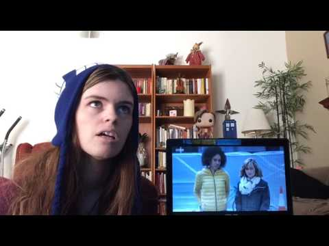 Reactions! Doctor Who 10x01: The Pilot