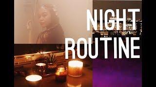My Night Routine   viviannnv