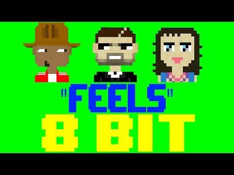 Feels [8 Bit Tribute to Calvin Harris feat. Pharrell & Katy Perry] - 8 Bit Universe