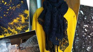 #crazy_wool ещё один шарф