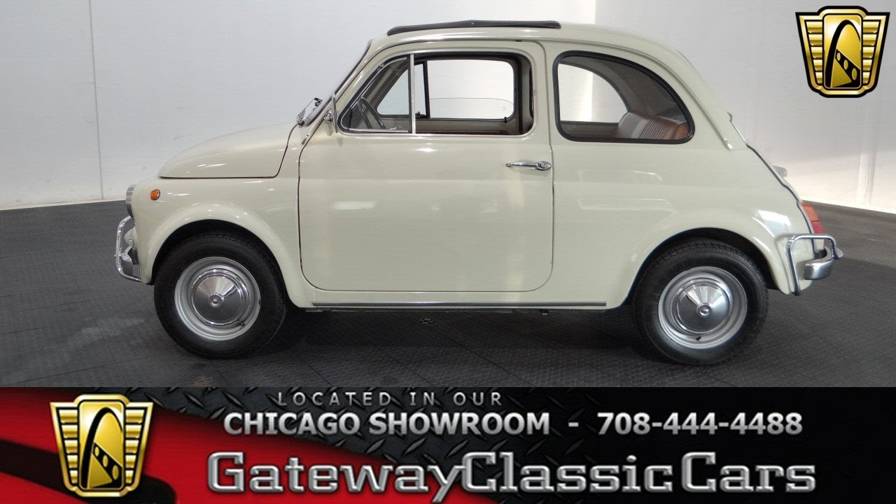 Fiat L Gateway Classic Cars Chicago Youtube