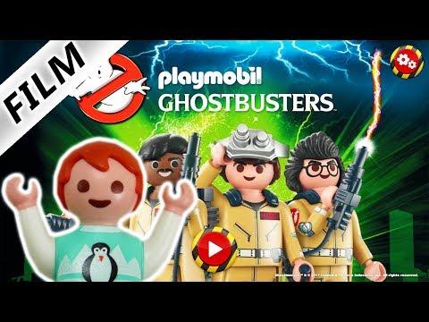 Playmobil Film Deutsch | EMMA SPIELT GHOSTBUSTERS - Geister Bekämpfen + Fangen | Familie Vogel