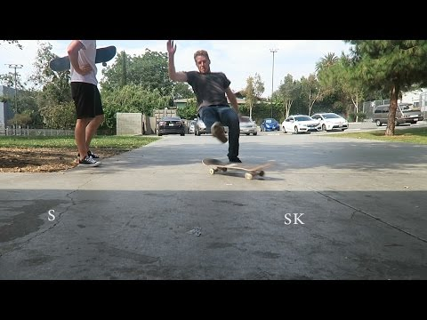 Danny Duncan vs Andrew Hales | Game of Skate