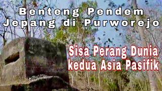Download Video Benteng Pendem peninggalan Jepang di Purworejo MP3 3GP MP4