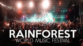Rainforest World Music Festival 2017 | nieniebom