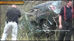 One Killed in Fall River, MA Crash- Rt 24 (04-25-11)