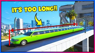 Download lagu I hired a driver and made him drive me around in THIS!! (GTA 5 Mods)