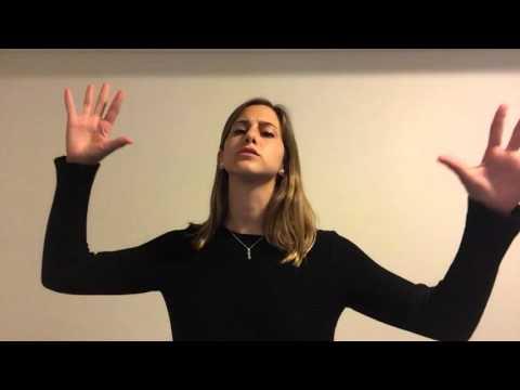Burning House by Cam - ASL Interpretation