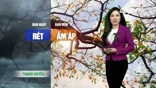 VTC14 | Thời tiết cuối ngày 09/12/2017 | Tây Nguyên và Nam Bộ thời tiết tốt nhất trên cả nước
