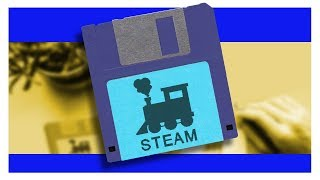 If Steam existed in the 1980s...